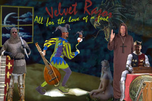 Velvet Razor All for the love of a fool