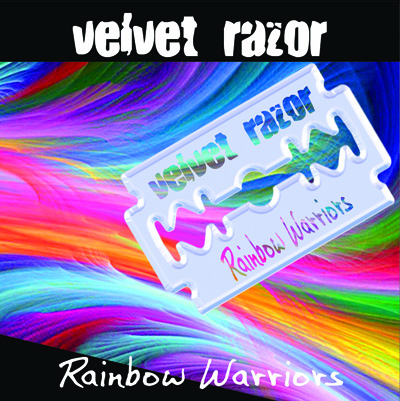 Velvet Razor Rainbow Warriors